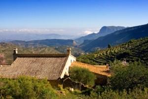 geocaching Spanien, rund B&B und Öko Lodge Refugio Marnes
