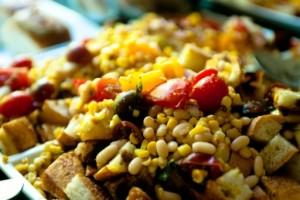ehrliches und leckeres Essen, bed and breakfast Spanien