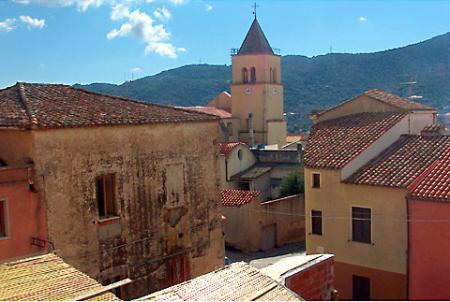 Nette dörfer Alicante, Teulada Dorf