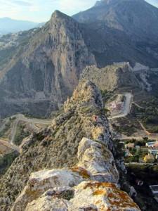 Wanderangebot Spanien, Sierra de bernia