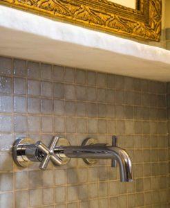 Casa Rural Spanien ´La Finca´ Detail Badezimmer