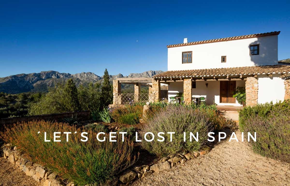 Finca Urlaub in Spanien bei Refugio Marnes