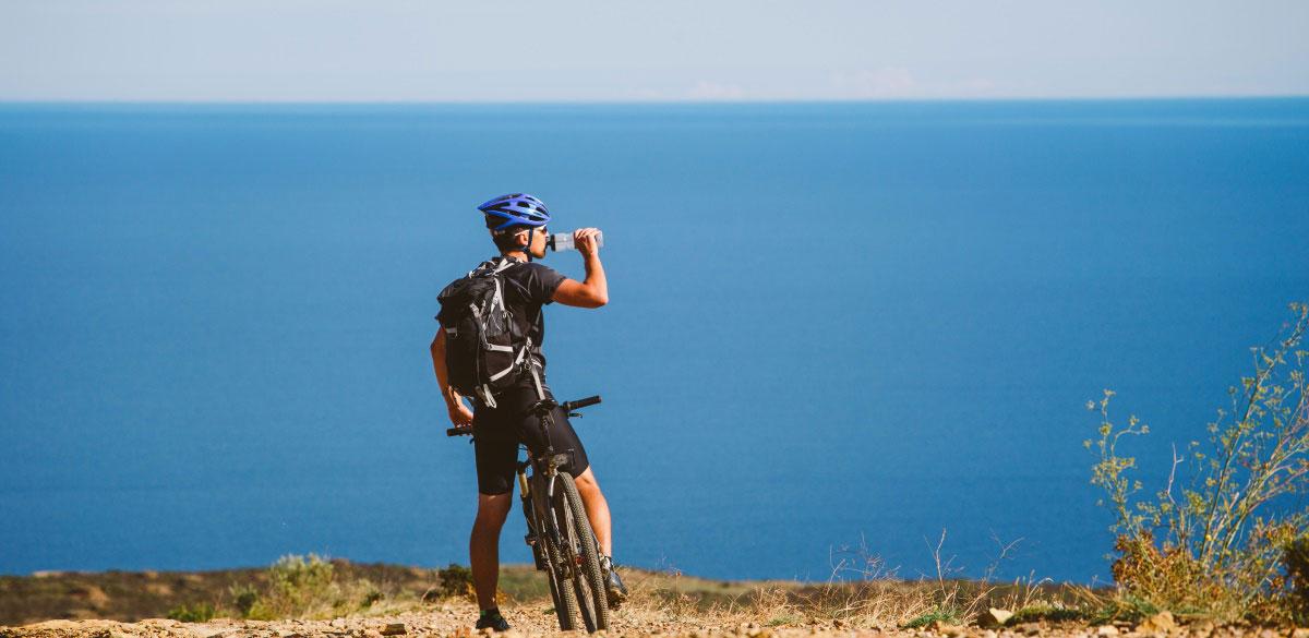 Moutainbike urlaub in Spanien an der Costa Blanca