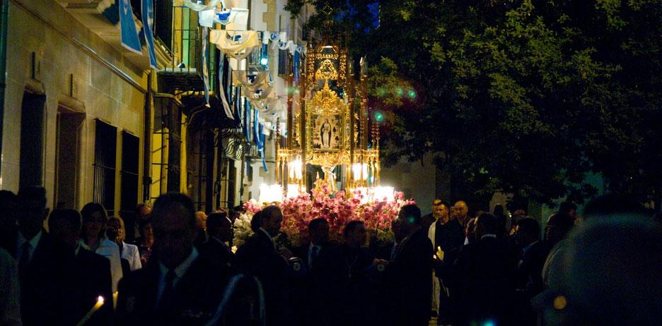 das Fest der Schutzpatronin von Benissa