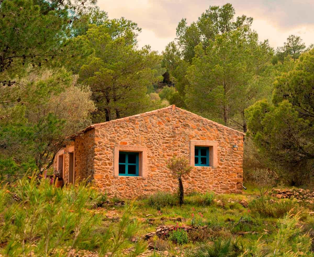 naturhaus costa blanca La Ruina