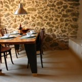 dining area of La Ruina
