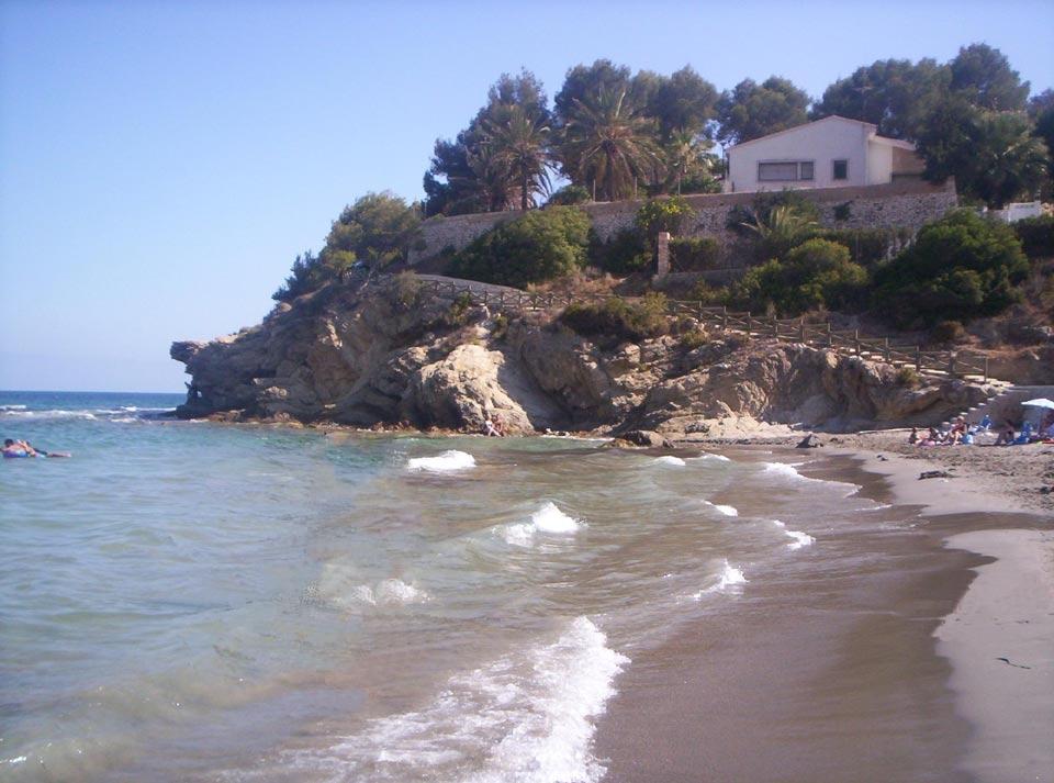 Playa La Fustera La Fustera Beach Refugio Marnes