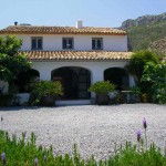 The old farmhouse of Refugio Marnes