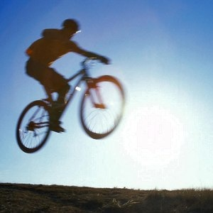 Mountainbiking in the Sierra de Bernia