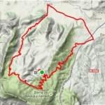 road cycling spain, Refugio Marnes, Jalon, Refugio Marnes