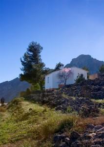Walking Costa Blanca high intensity program a hike arround the Sierra de Bernia