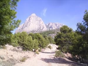 Hiking tours Spain, the great Puige Campana walk