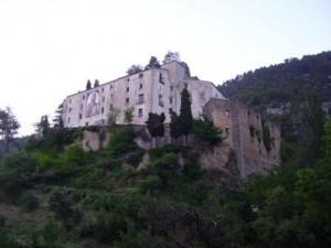 Sierra de Mariola El Convento de Agres