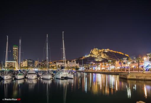 Port Alicante, Beautiful cities Costa Blanca