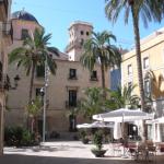 Square Alicante, Beautiful cities Costa Blanca