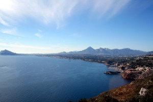 Coastline Altea