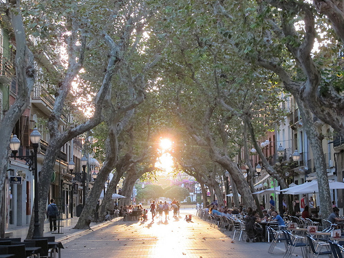Small cities Costa Blanca, Denia