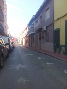 Walking Valencia, Jesús Pobre