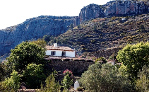 Villages Costa Blanca, the main house of Refugio Marnes in Lliber
