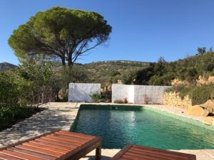 Pool Finca for rent Spain