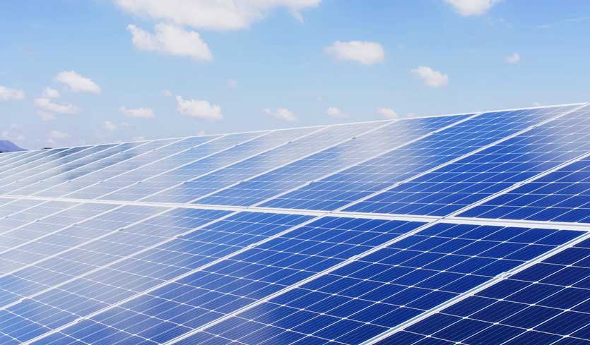 solar energy for sustainable tourism in Spain