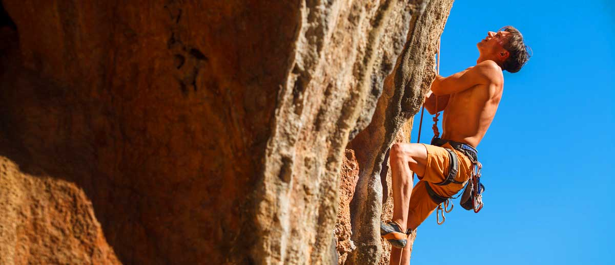 climbing holidays spain at Casa Rural Refugio Marnes
