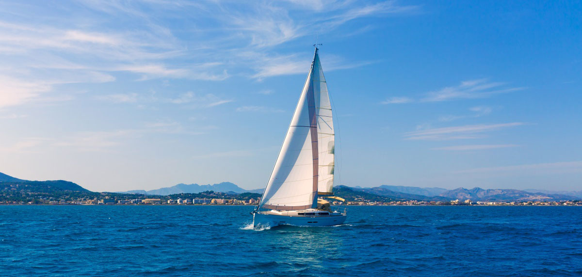 activity holidays spain, sailing from one of the marinas on the costa blanca