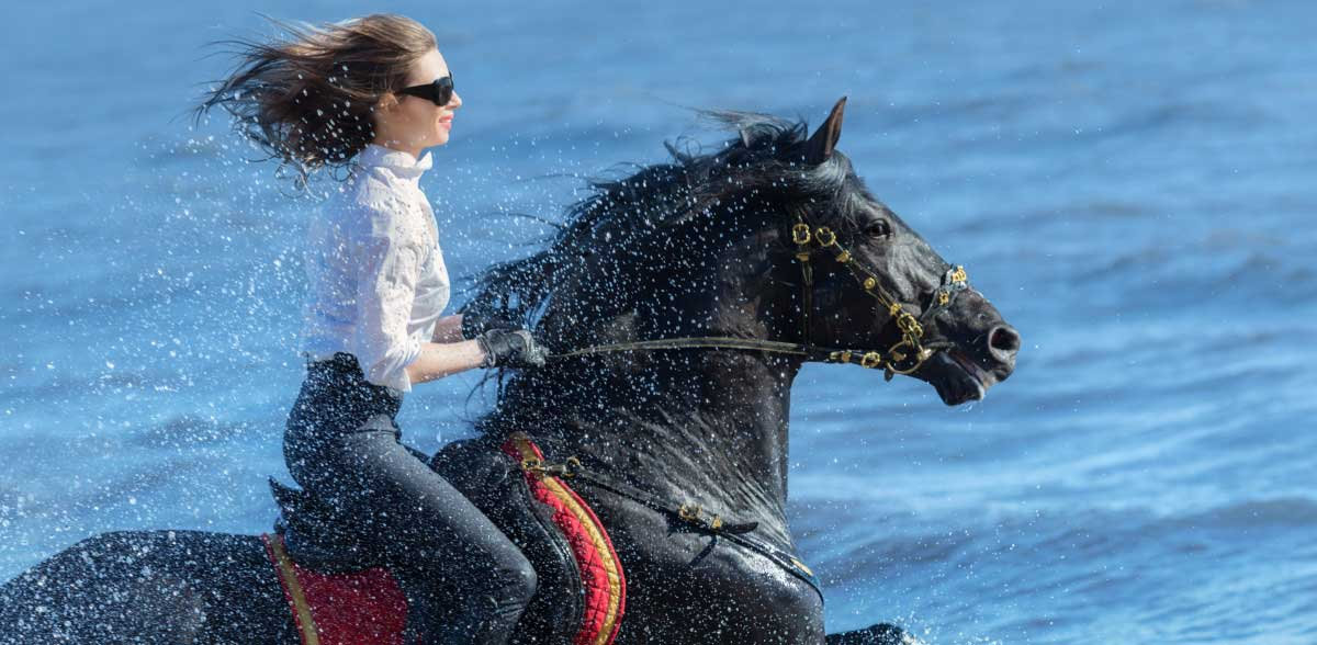 horse riding on the costa blanca,