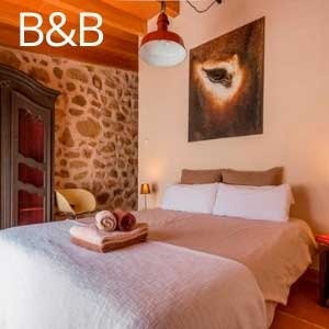 B&B Los Establos in the Alicante region