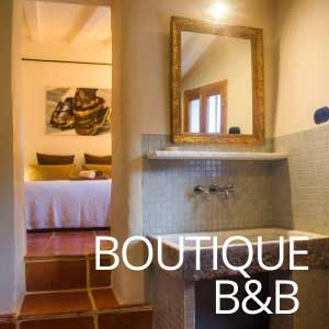 b&b La Finca in the province of Alicante