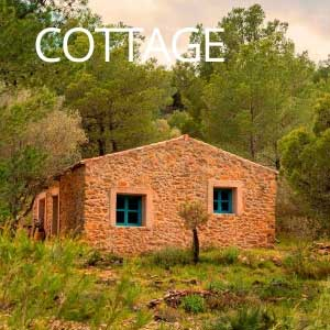 holiday cottage in spain