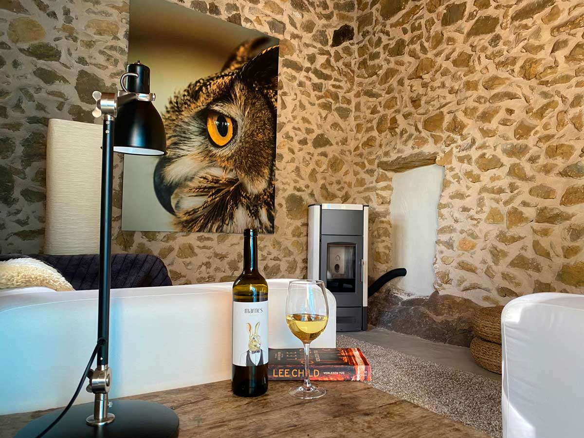 Cottage Holidays in Spain, La Ruina