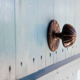 welcoming doorknob to your Costa Blanca holiday accommodation