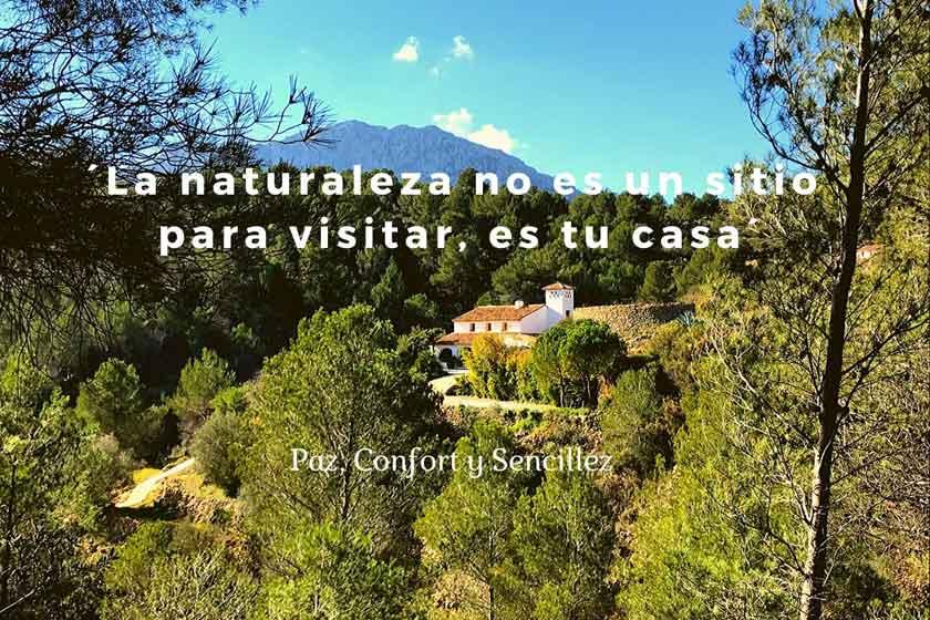Casas Rurales en Alicante, Refugio Marnes