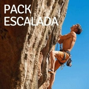 pack escalada