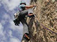 Video klimmen in Bernia