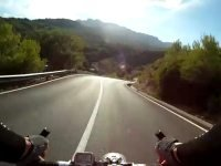Video descender de Guadalest