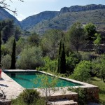 Lovely swimmingpool of Refugio Marnes