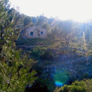 's Avonds bij vakantiehuis La Ruina