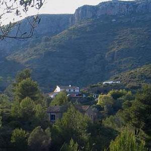 Ecolodge Refugio Marnes in de Marina Alta Spanje