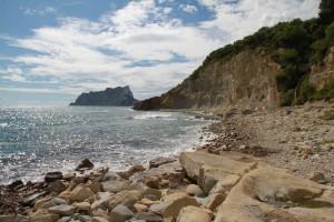 Hiken Spanje, paseo ecologico Benissa een leuke kustwandeling