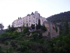 Het convent van Agres, startpunt wandeling