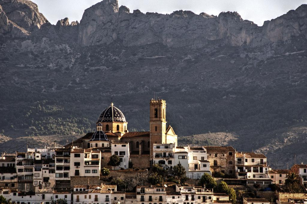 Mooiste dorpen Costa Blanca, Altea