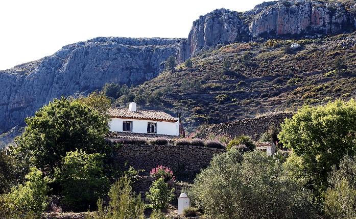 Refugio Marnes een casa rural binnen de gemeentegrenzen van Lliber