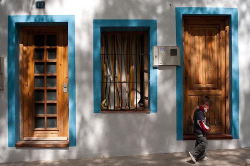 Steden aan de Costa Blanca, sfeerplaatje van Denia