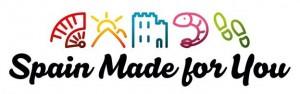 Dit is het logo van de pagina van Spain made for you