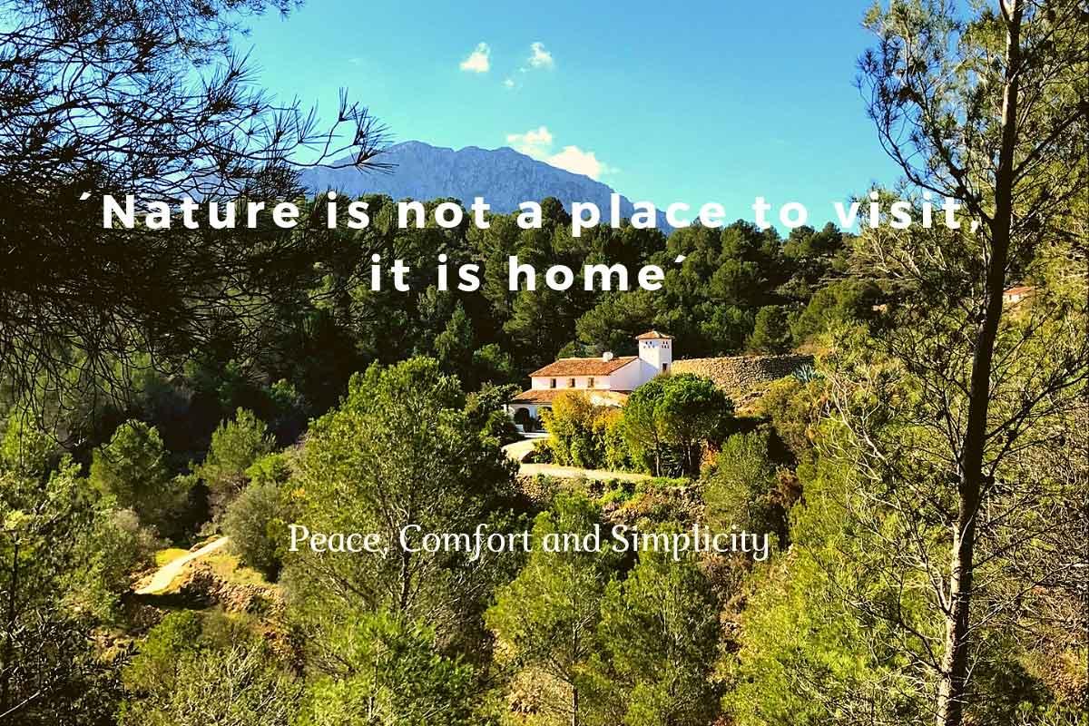 Agriturismo Spanje Refugio Marnes