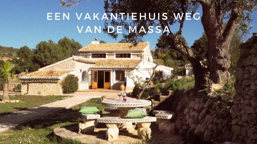 vakantiehuis costa blanca Casa Grillo